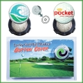 Magnetic Button Cover Golf Ball Marker