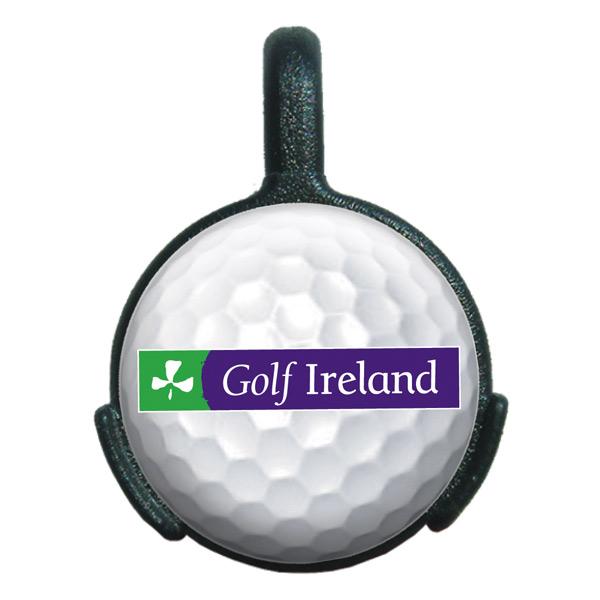 Golf Ball Marker Magnetic Hat Clip Zipper Puller