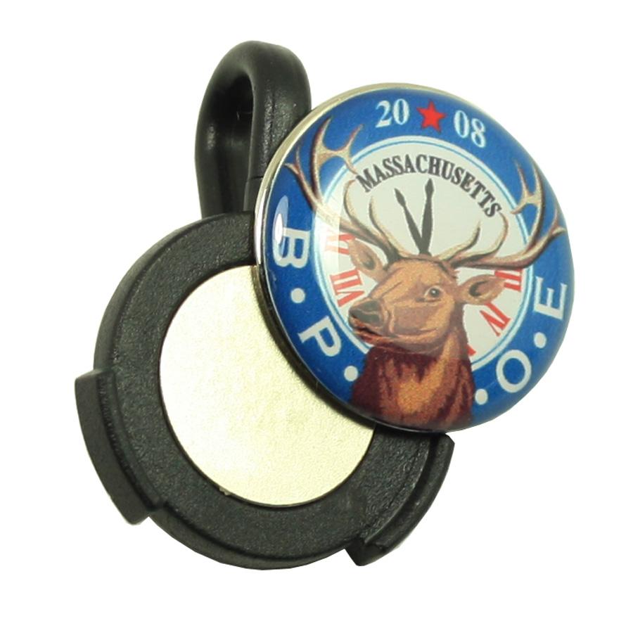 Golf Ball Marker   Magnetic Hat Clip   Zipper Puller   Zoogee World Inc. 42cf19a73f07
