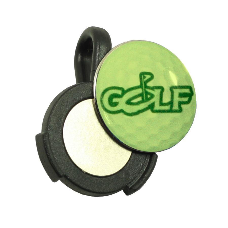 Golf Ball Marker 174 Hat Clip Zoogee World Inc