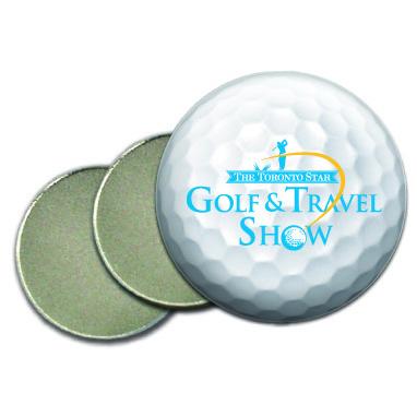 Golf Ball Marker   Magnet Pin   Zoogee World Inc. 41f2571d220c