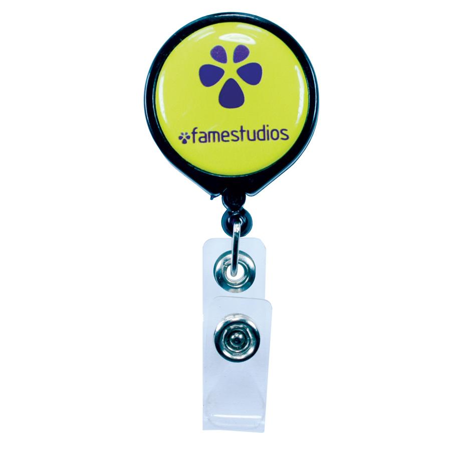 Badge (Pull) Reels   Zoogee World Inc. 34b7ab70eafc